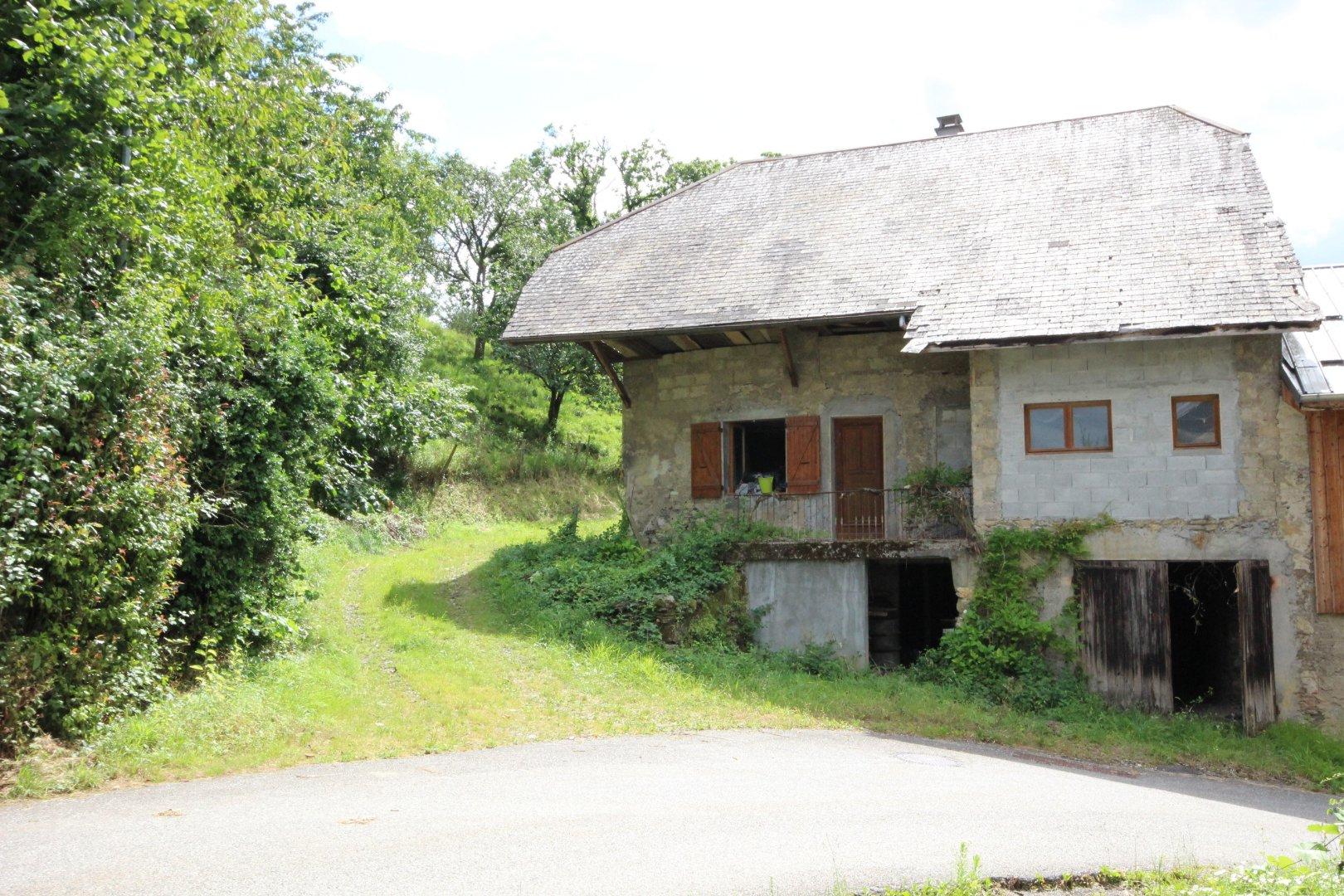 vente maison/villa 3 pièces CHATEAUNEUF 73390