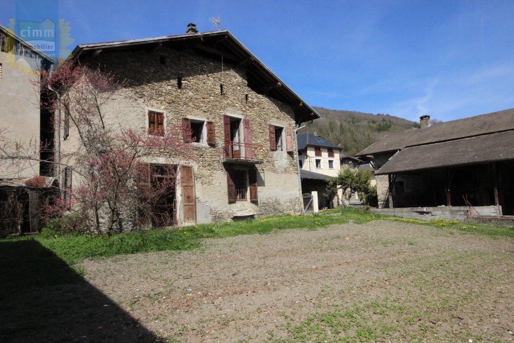 vente maison/villa 7 pièces LA TRINITE 73110