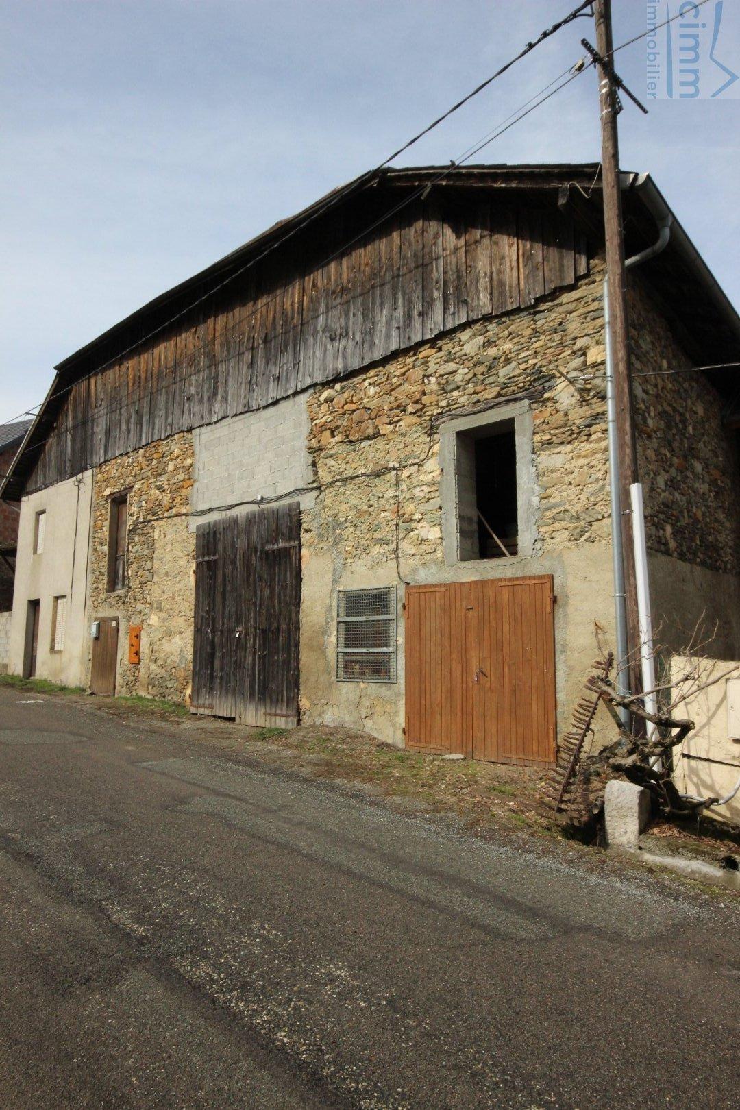 vente maison/villa 5 pièces SAINT PIERRE DE SOUCY 73800