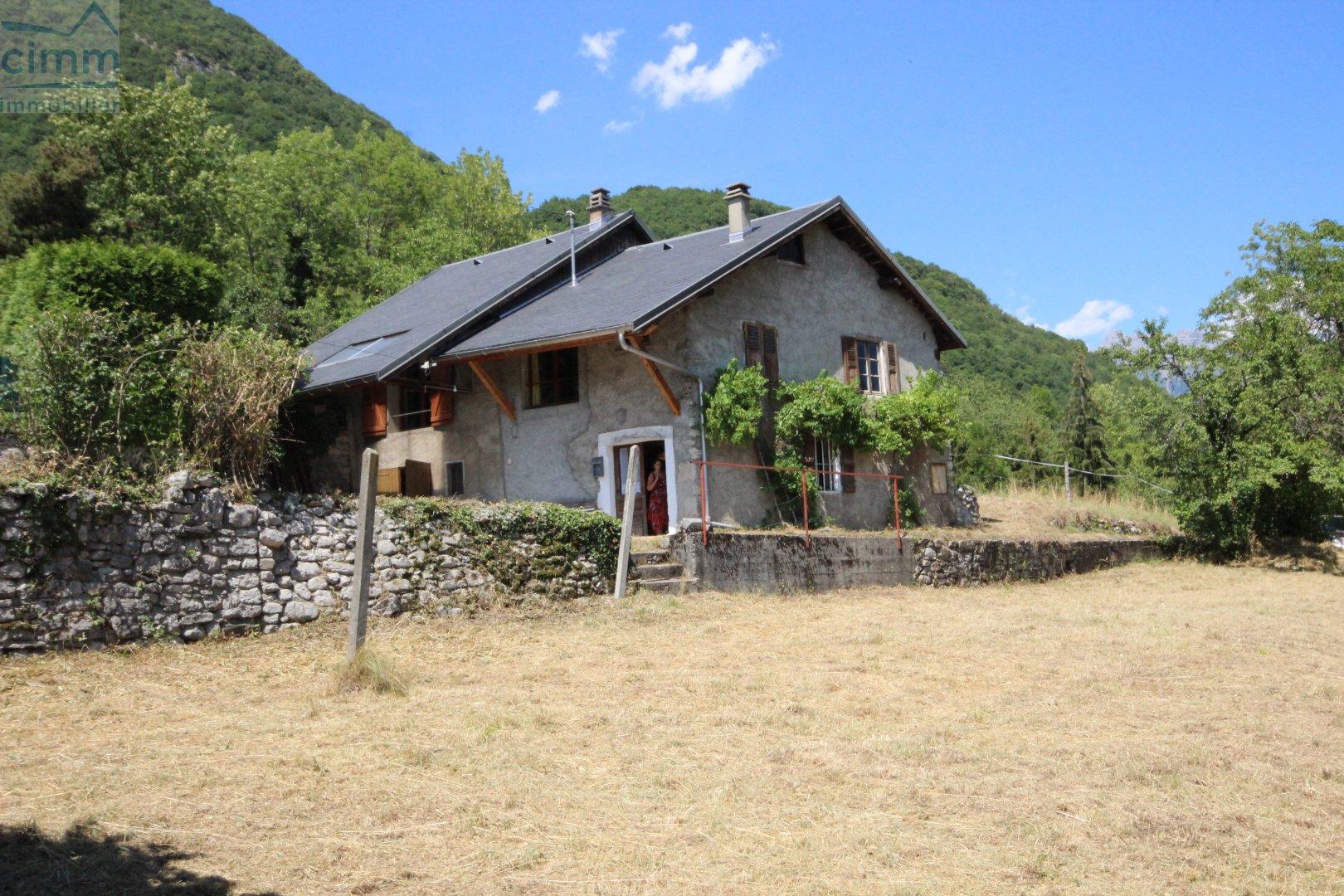 vente maison/villa 5 pièces CRUET 73800
