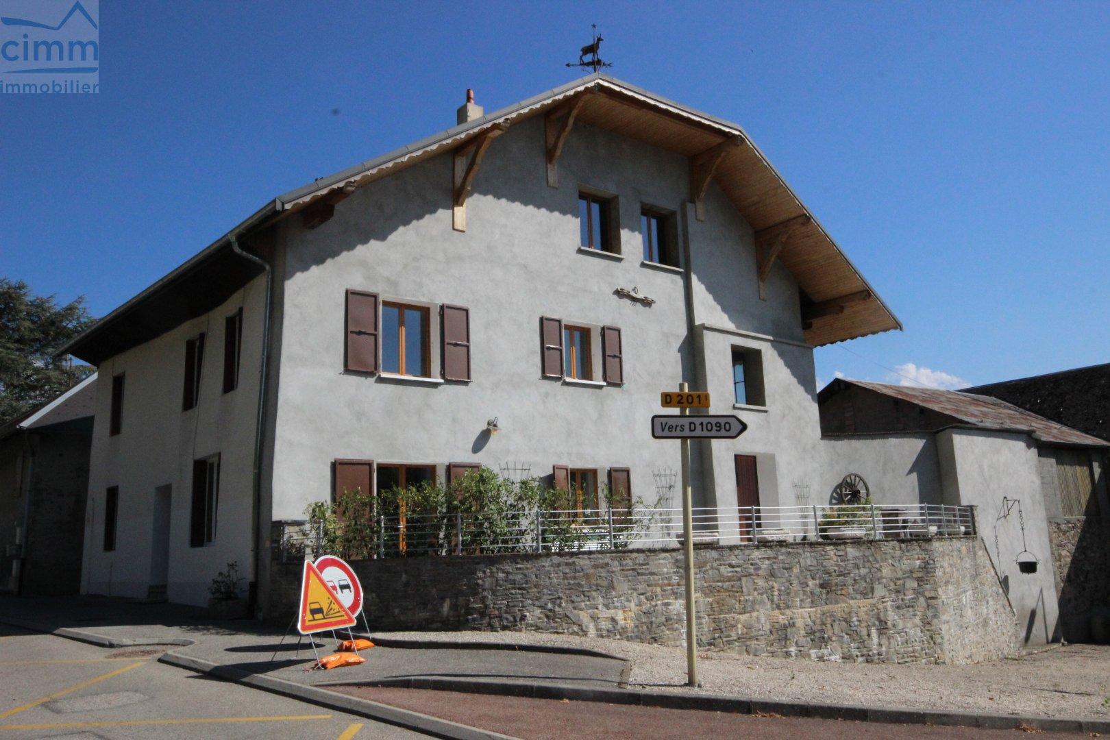 location maison/villa 5 pièces FRETERIVE 73250