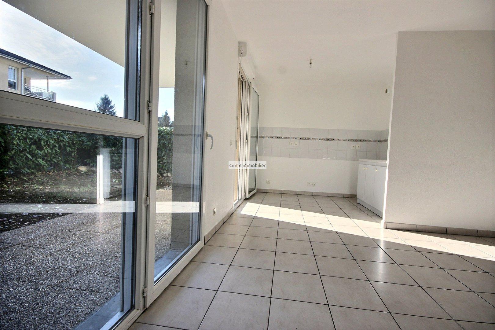 vente appartement 2 pièces BONNEVILLE 74130