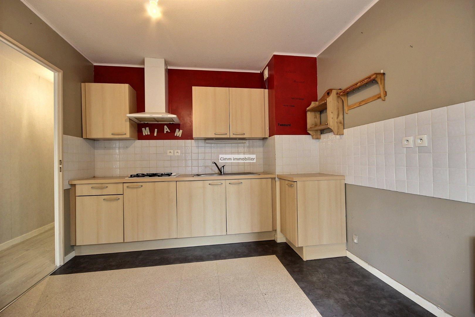 vente appartement 2 pièces MARIGNIER 74970