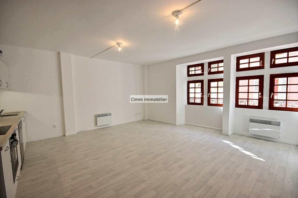 vente appartement 2 pièces LA ROCHE SUR FORON 74800