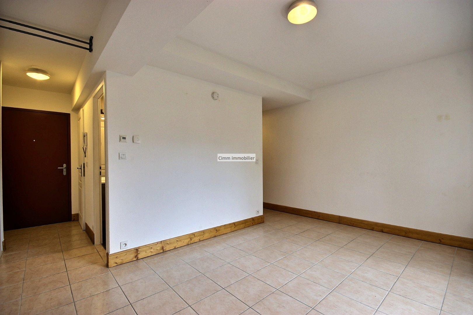vente appartement 1 pièces LA ROCHE SUR FORON 74800