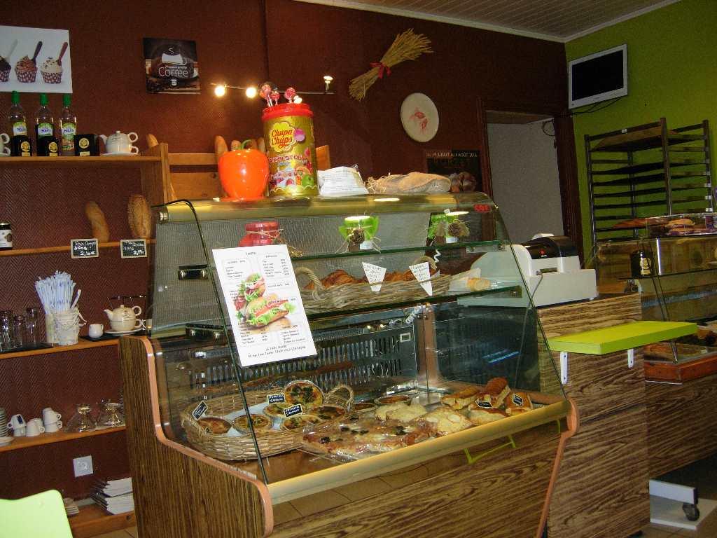 Boulangerie - Terminal de cuisson - Radio Pétrin