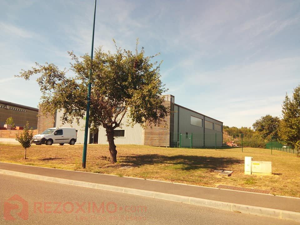 Bâtiment - Bureau Local Entrepôt