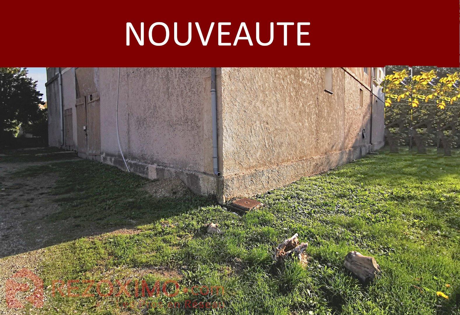 Remise - Bureau Local Entrepôt