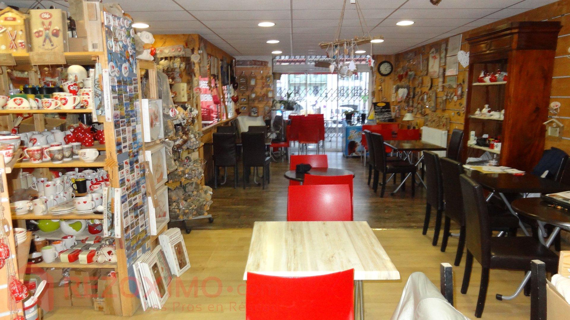 Salon de thé - Boulangerie Pâtisserie