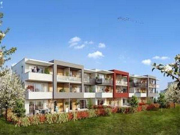 produit d'investissement appartement 2 pièces THONON LES BAINS 74200