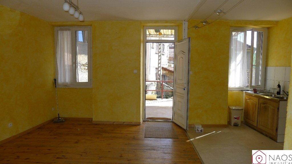vente maison/villa 4 pièces AUBIN 12110