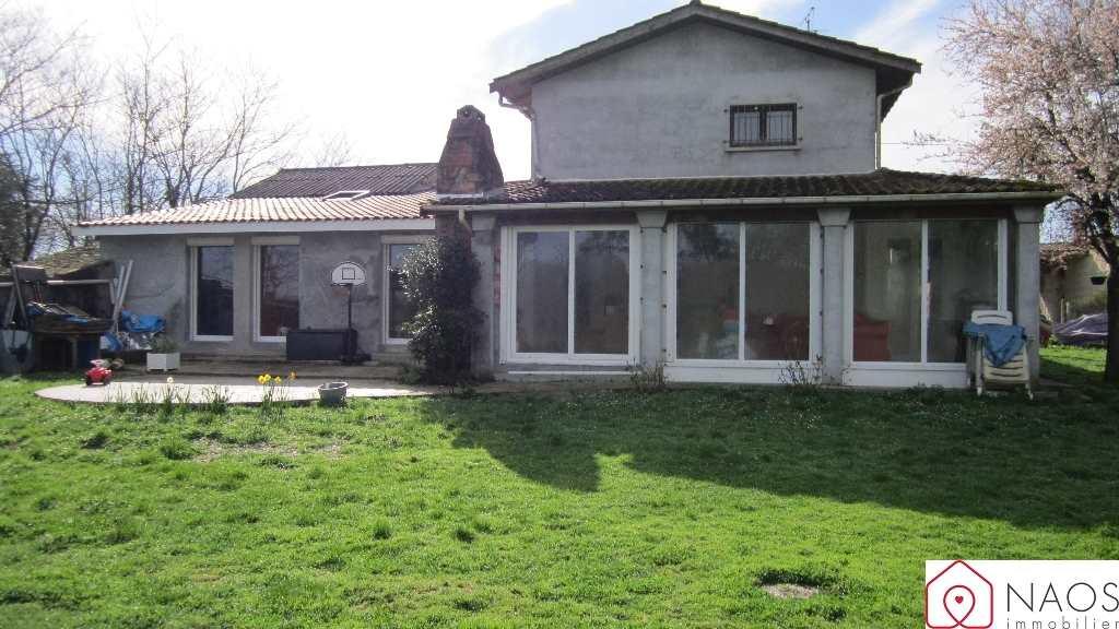 vente maison/villa 8 pièces MOULIS EN MEDOC 33480