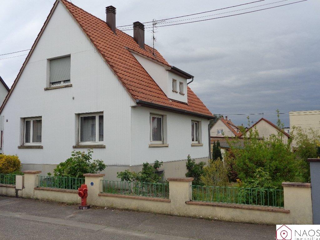 vente maison/villa 5 pièces HAGUENAU 67500