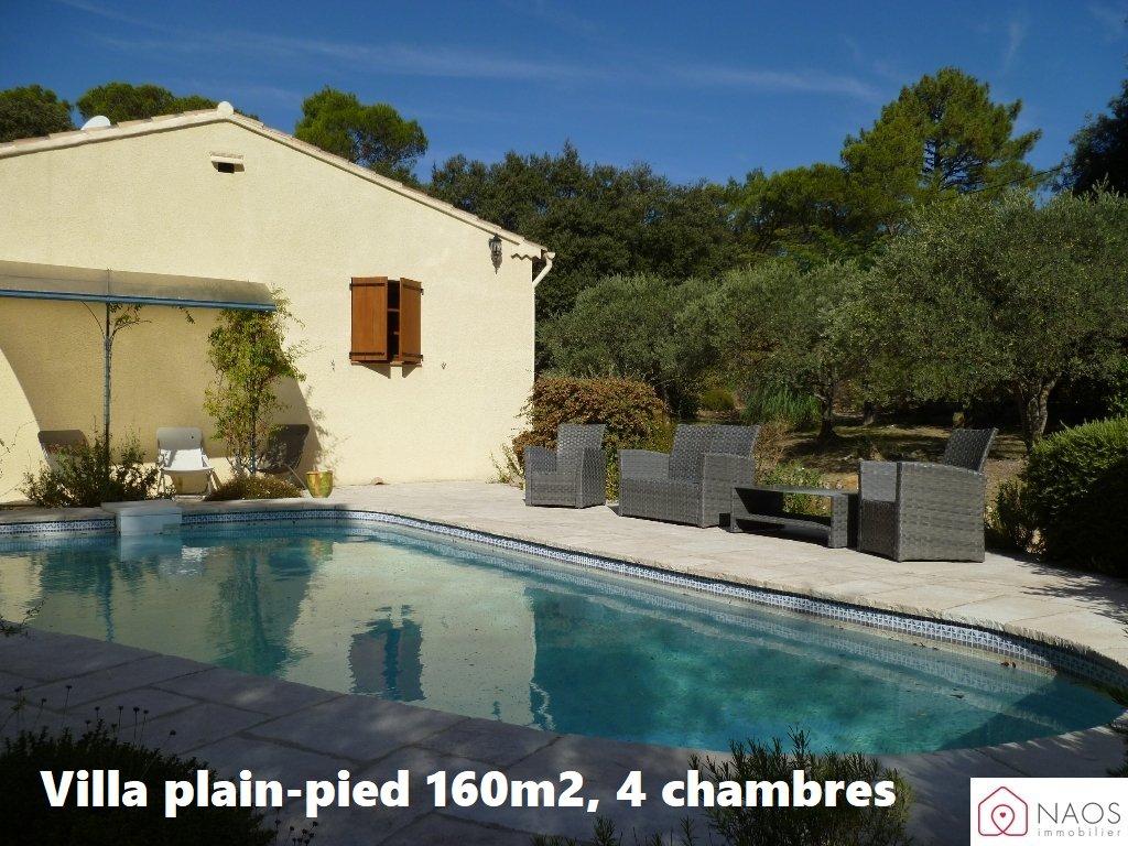vente maison/villa 6 pièces UCHAUX 84100
