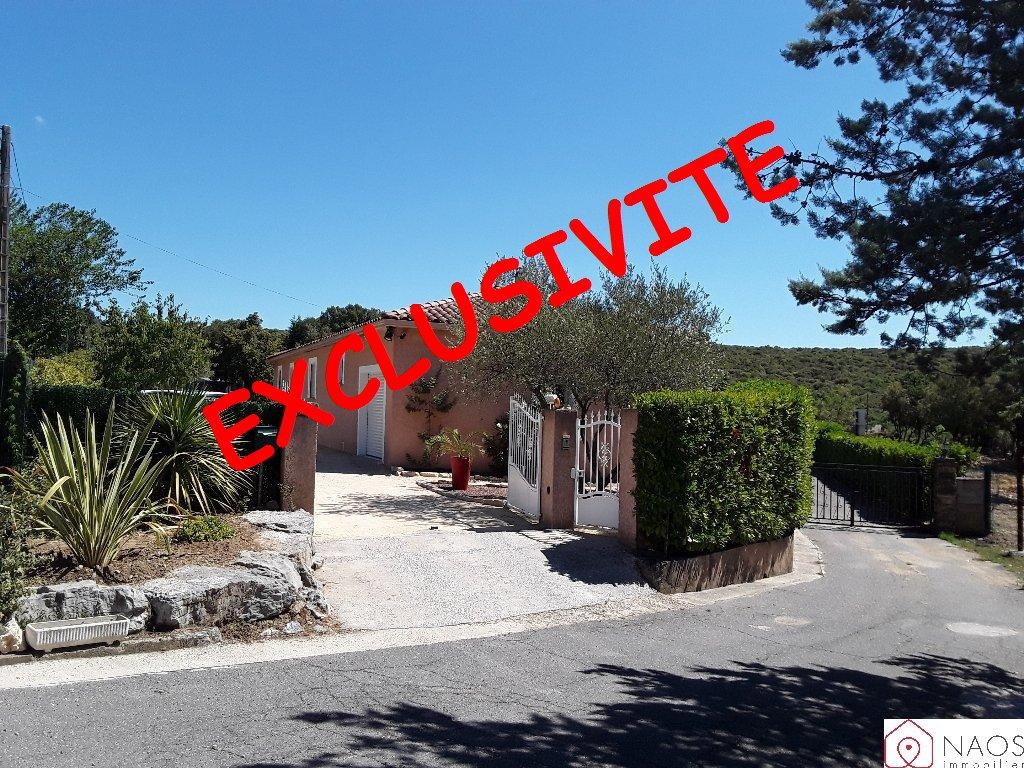 vente maison/villa 4 pièces LAVAL PRADEL 30520