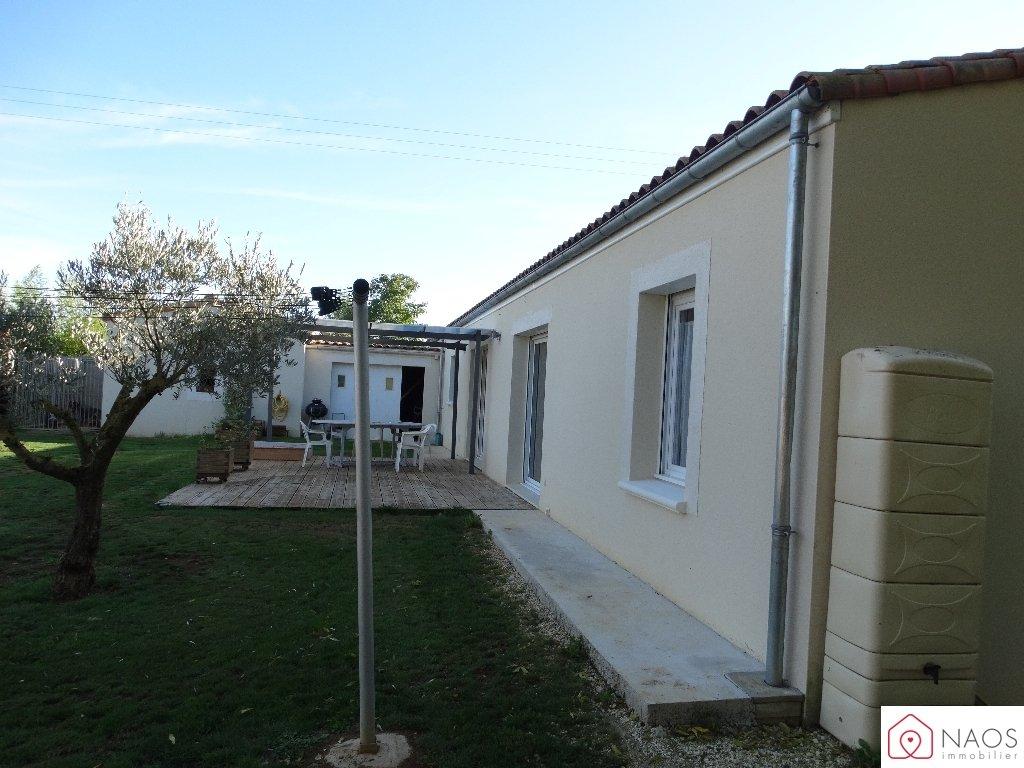 vente maison/villa 6 pièces LA CRECHE 79260