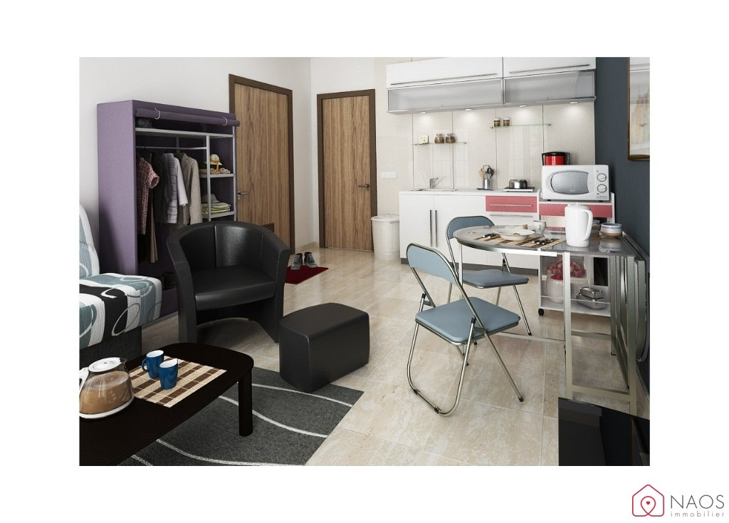 location appartement 2 pièces LIEVIN 62800