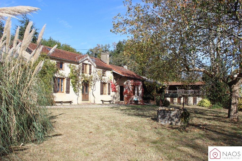 vente maison/villa 6 pièces VIELLA 32400
