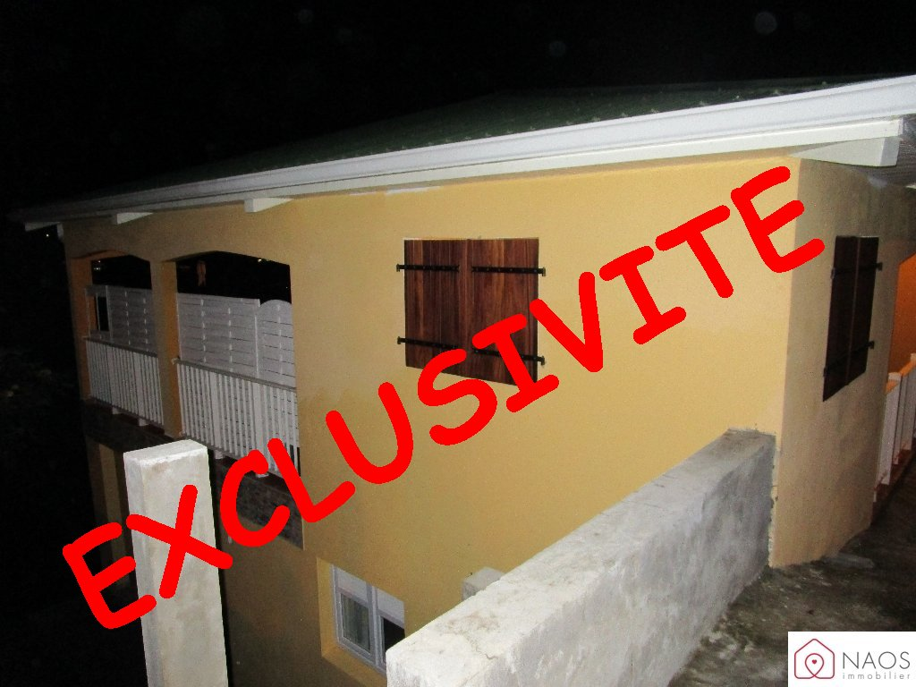 vente maison/villa 6 pièces LA TRINITE 97220