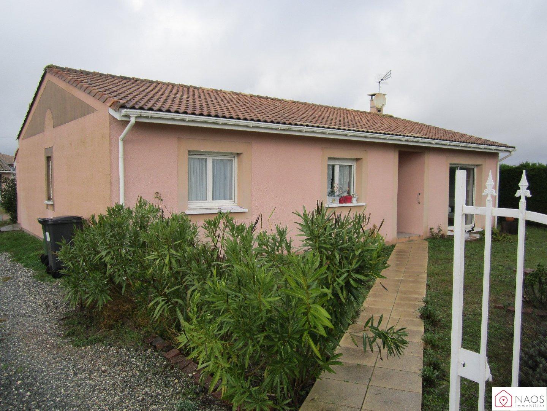 vente maison/villa 6 pièces PAUILLAC 33250