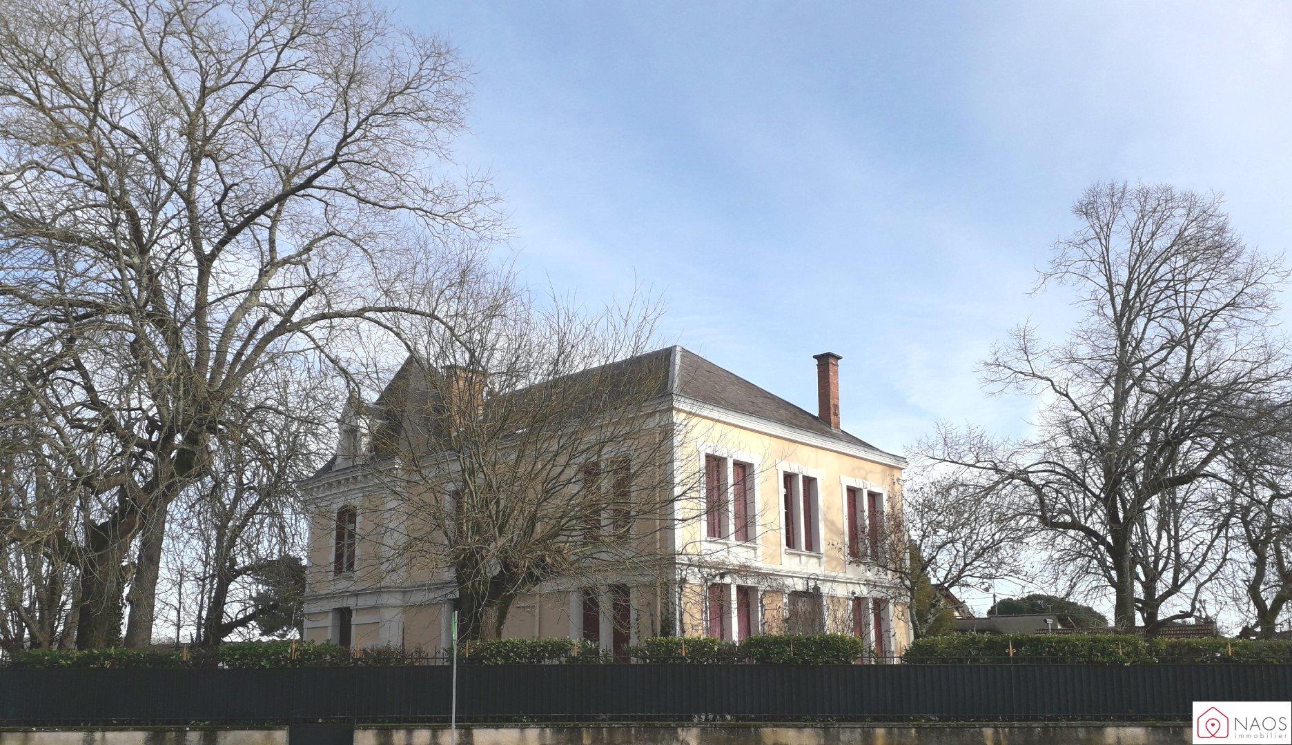 vente maison/villa 13 pièces CASTELJALOUX 47700