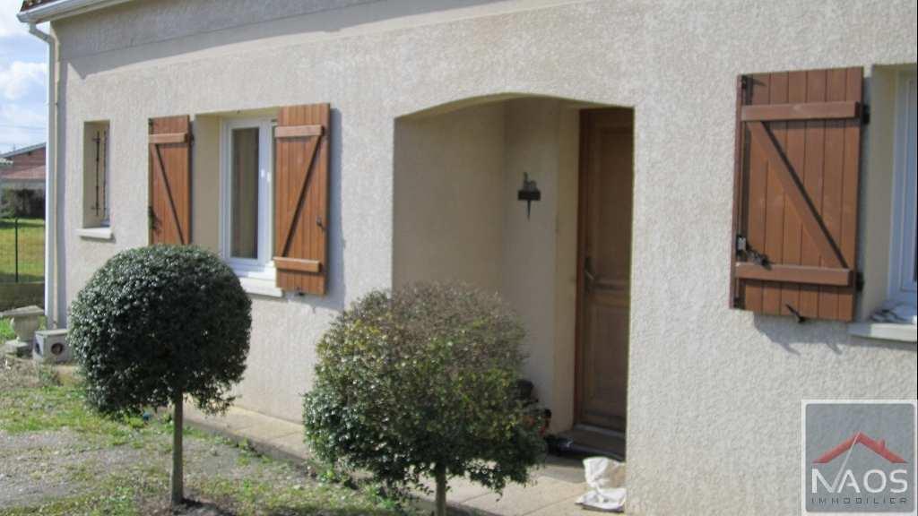 vente maison/villa 5 pièces CUSSAC FORT MEDOC 33460