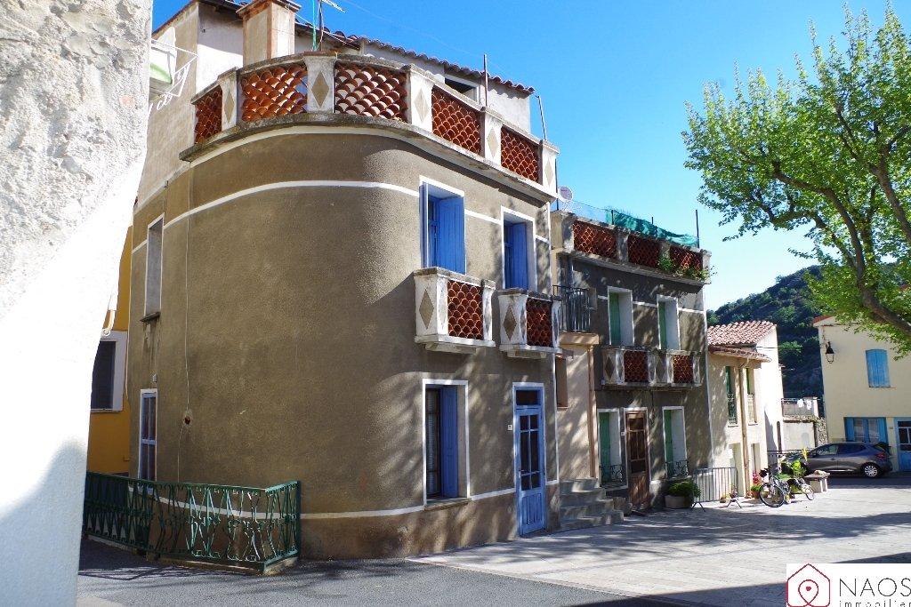 vente maison/villa 4 pièces CARAMANY 66720