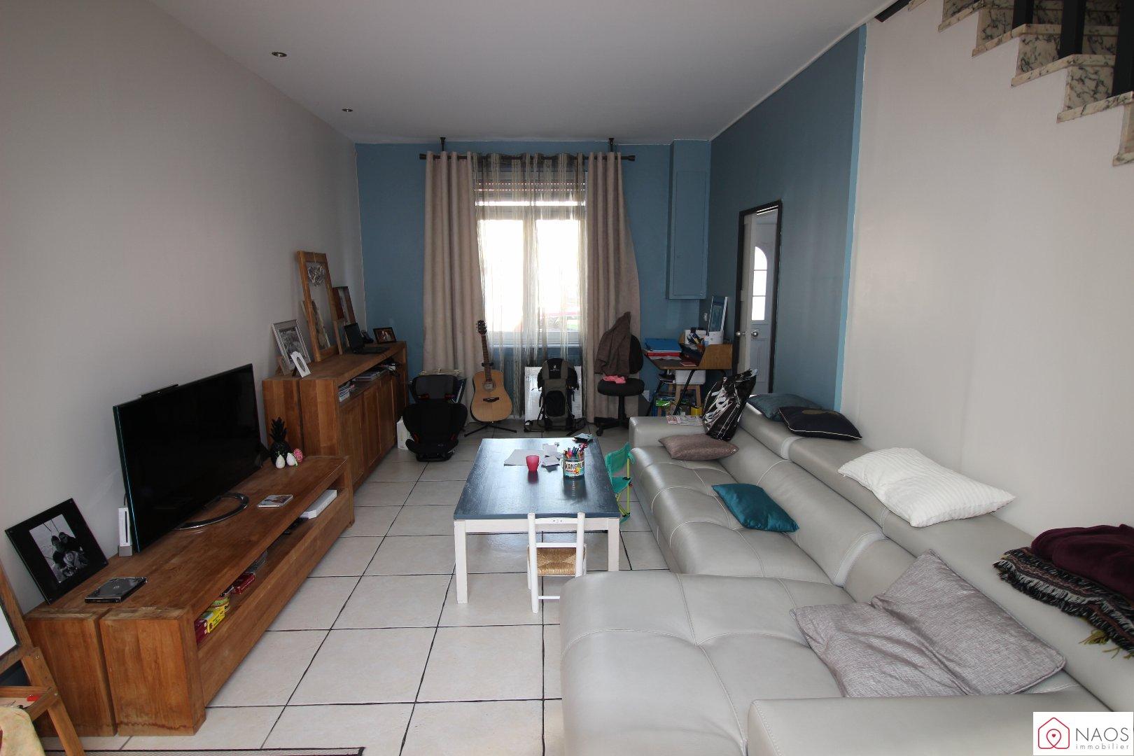 vente maison/villa 4 pièces MOUVAUX 59420