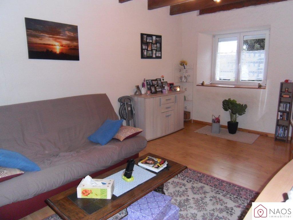 vente maison/villa 4 pièces SALLES 79800