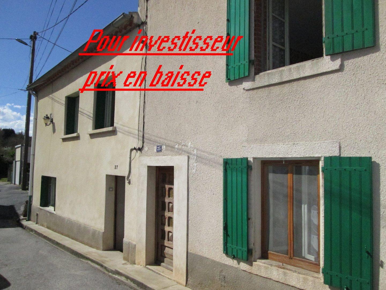 vente maison/villa 5 pièces MAZAMET 81200