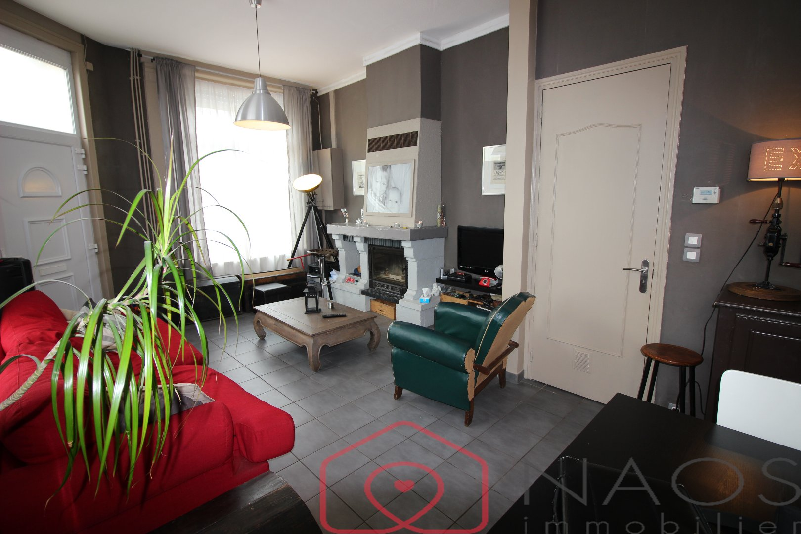 vente maison/villa 6 pièces LOOS 59120
