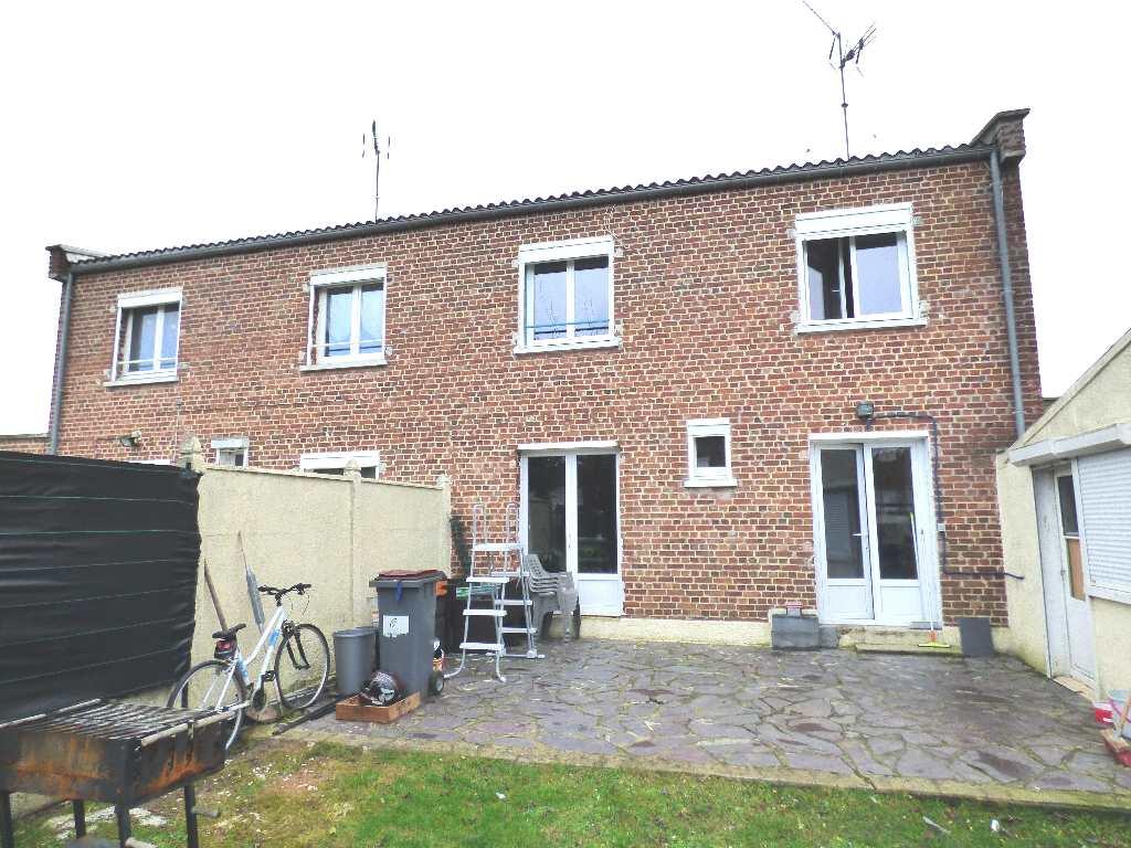vente maison/villa 5 pièces CAUDRY 59540