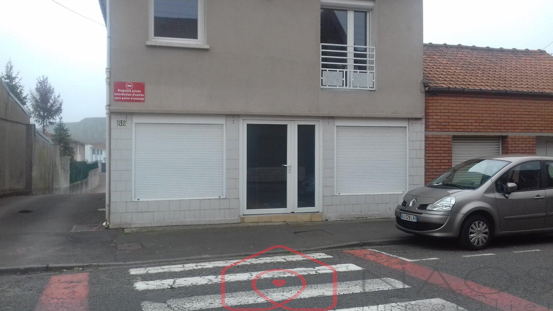 vente bureaux HARNES HARNES 62440