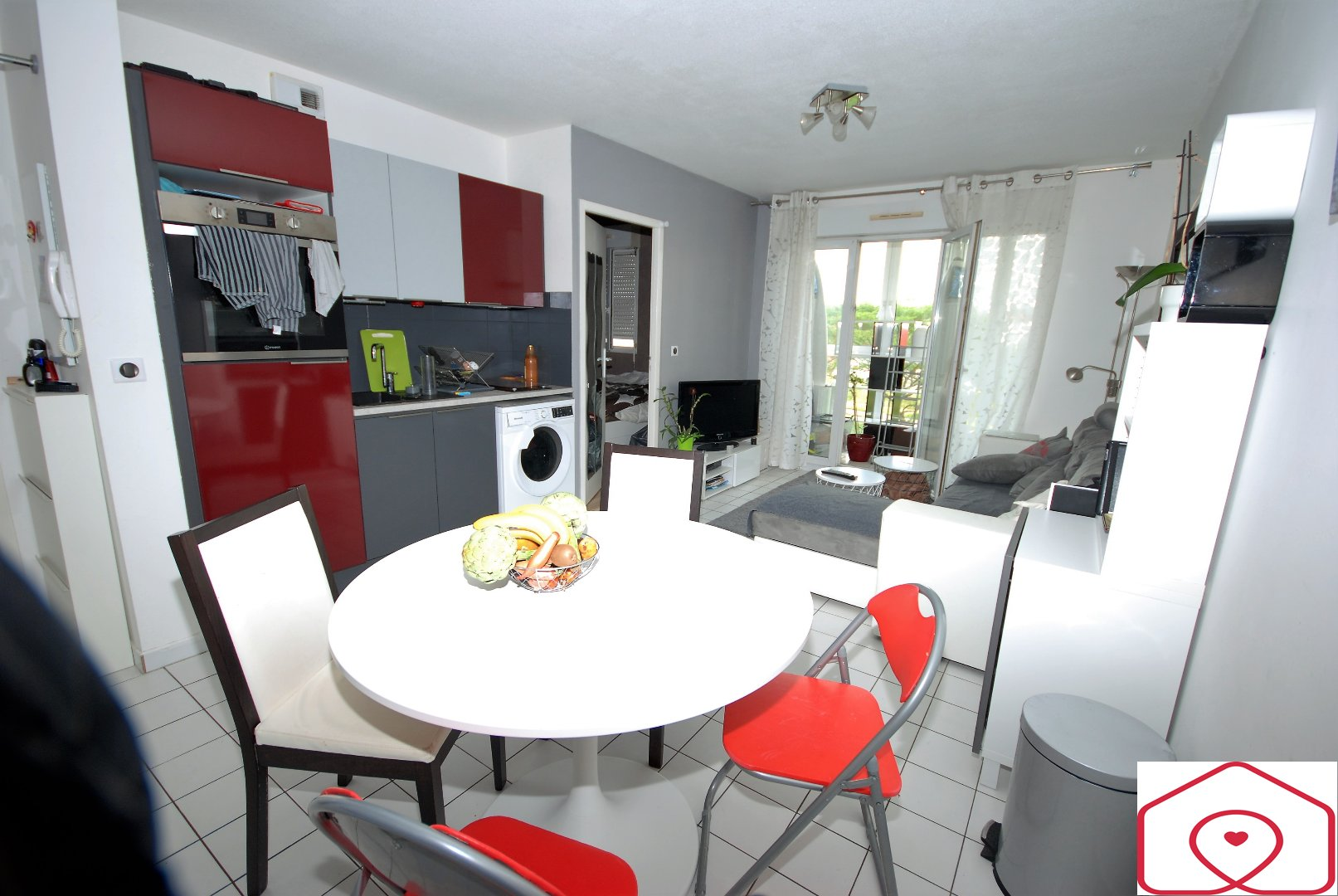 vente appartement 2 pièces BAYONNE 64100