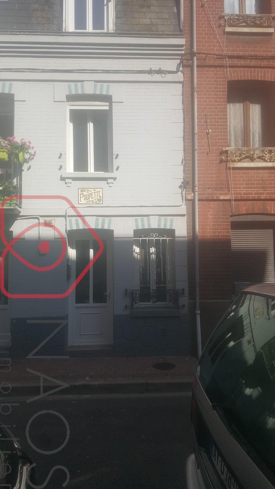 vente maison/villa 4 pièces LE TREPORT 76470