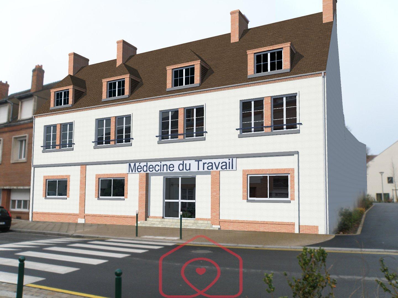 vente appartement 2 pièces SAINT DENIS DE L'HOTEL 45550