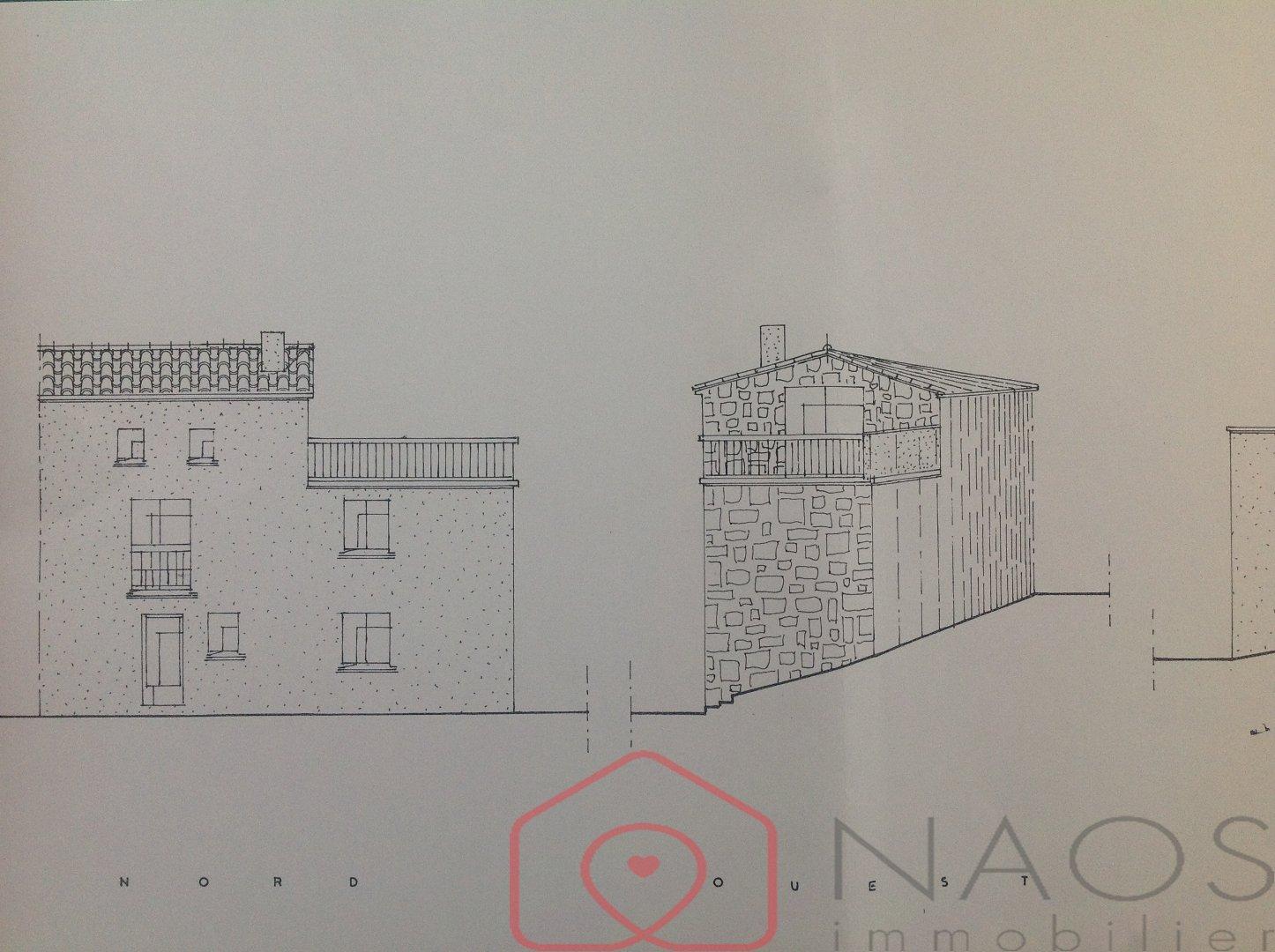 vente maison/villa 4 pièces PRATS DE SOURNIA 66730