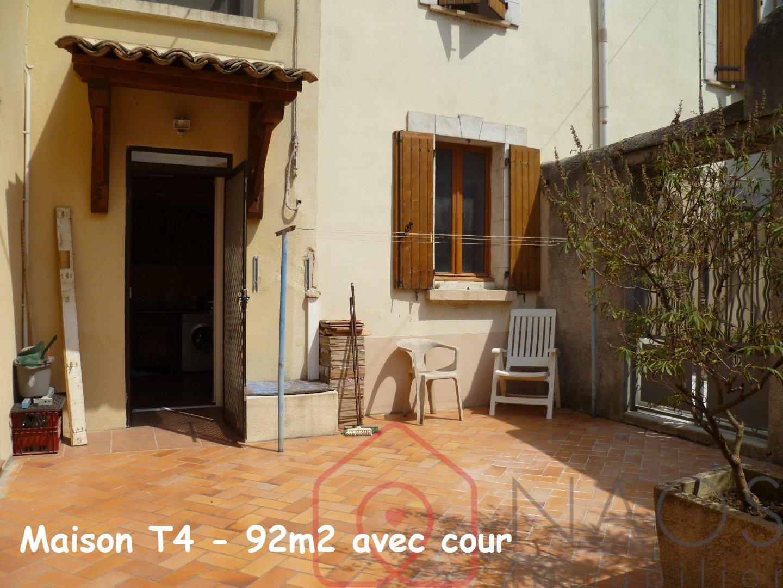 vente maison/villa 4 pièces BOLLENE 84500