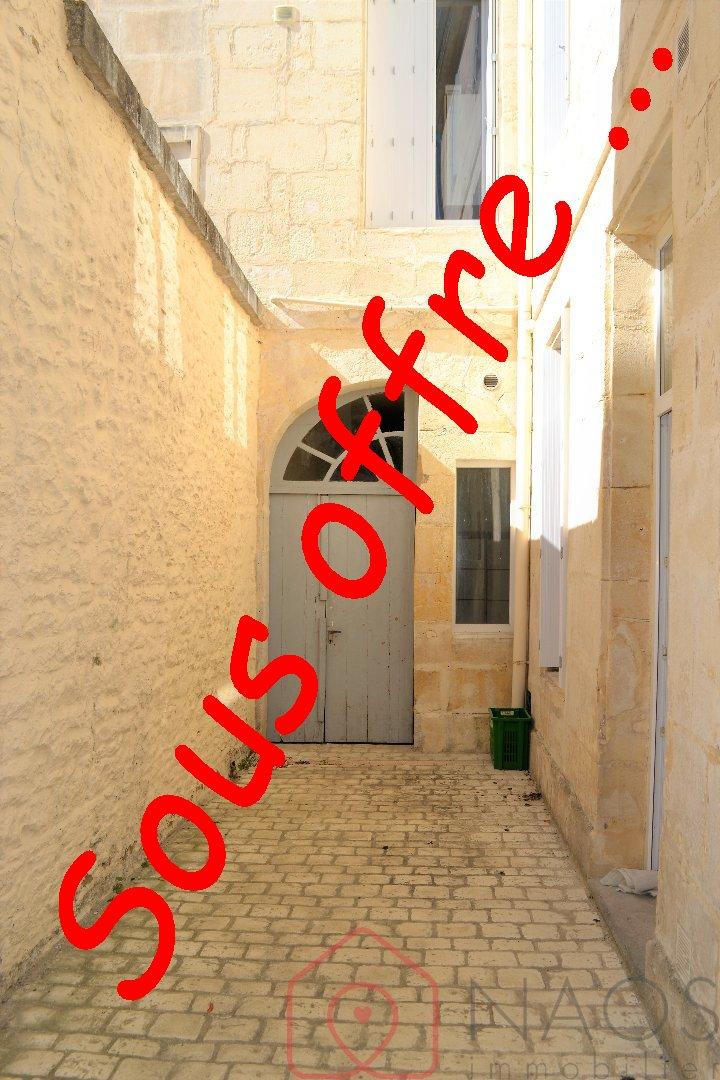 vente appartement 2 pièces ROCHEFORT 17300