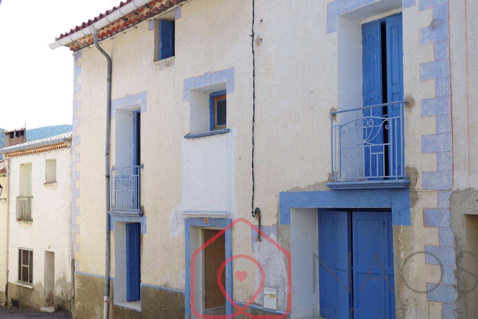 vente maison/villa 6 pièces PEZILLA DE CONFLENT 66730