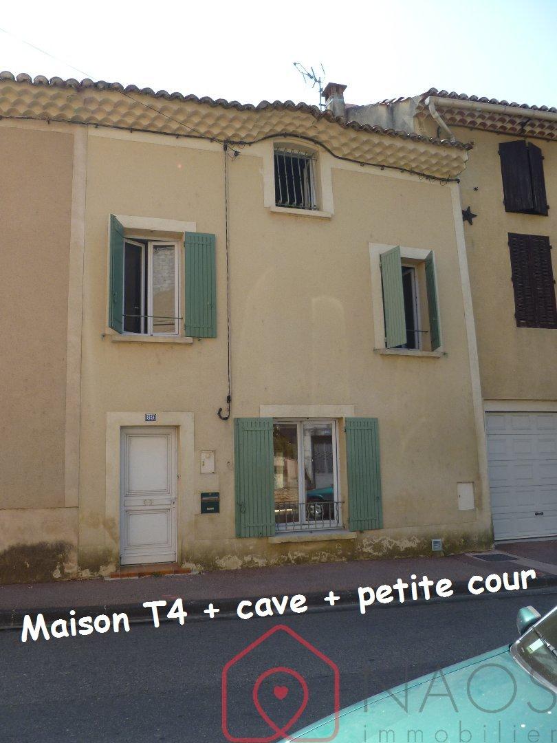 vente maison/villa 4 pièces MONDRAGON 84430