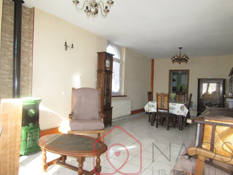 vente maison/villa 8 pièces BILLY MONTIGNY 62420