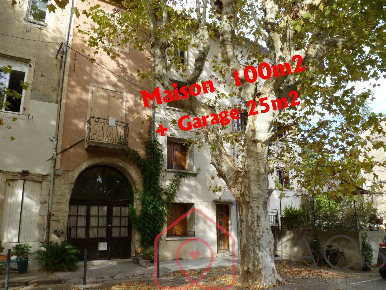 vente maison/villa 5 pièces PONT SAINT ESPRIT 30130