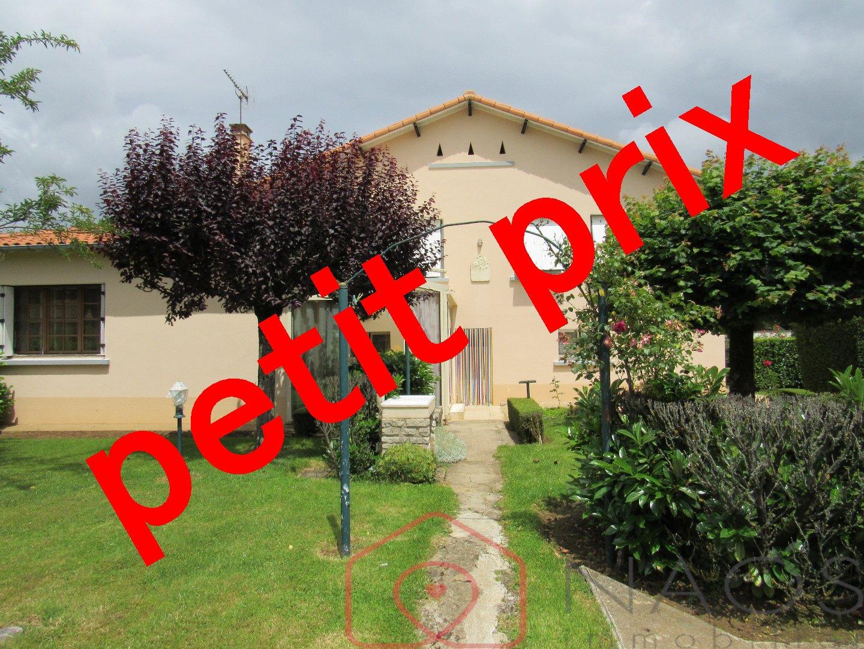 vente maison/villa 9 pièces MELLE 79120