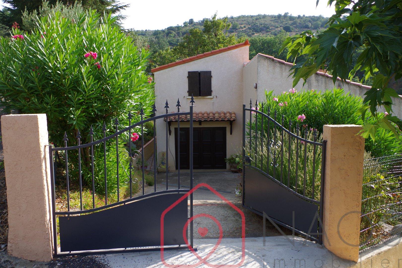 vente maison/villa 5 pièces FELLUNS 66730
