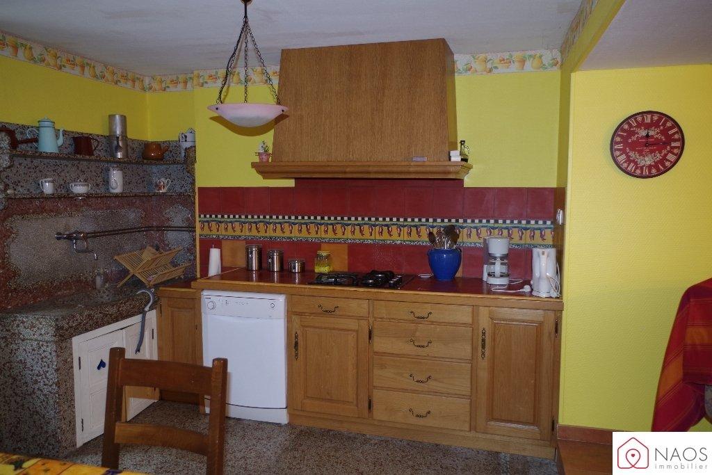 vente maison/villa 5 pièces SOURNIA 66730