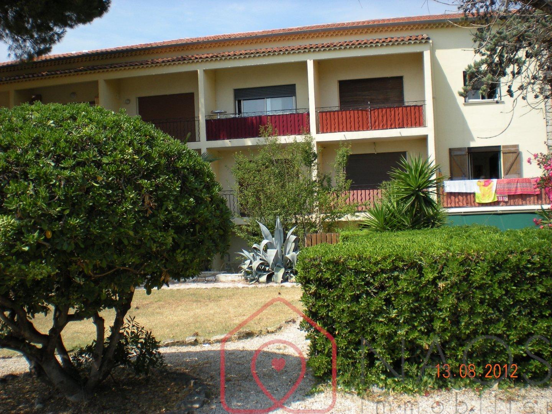 vente appartement 2 pièces ANTIBES 06600