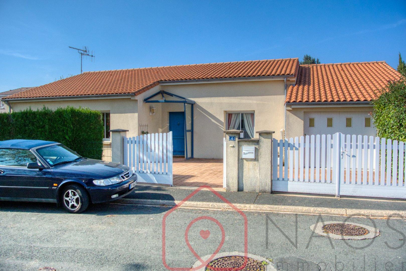 vente maison/villa 5 pièces NIORT 79000