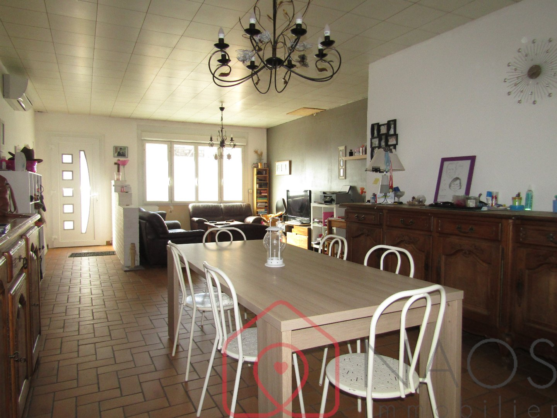 vente maison/villa 7 pièces LENS 62300