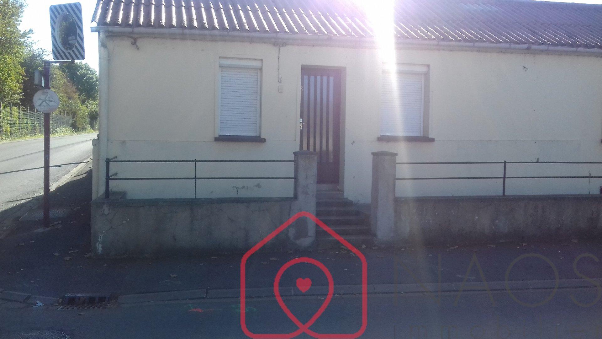 location maison/villa 4 pièces SALLAUMINES 62430